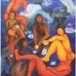 Tea Party, 130 x 170 cm, Oil on Canvas, 2011