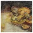 Terjajah Karena Rempah, 50 x 50cm (5 panel), Oil on Canvas, 2014