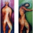 Mandi, Oil on Canvas, 2008