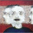Potret Terdakwa,100x300 cm, Oil on Canvas, 2004 (Koleksi Pribadi)