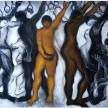 Urban Silence, 140 x 180 cm,  Oil on Canvas, 2010